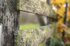 Recinto di legno Fotografia Stock Libera da Diritti