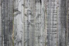 Recinto di legno d'annata Texture di Whethered immagine stock