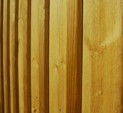 Recinto di legno Post Immagine Stock Libera da Diritti