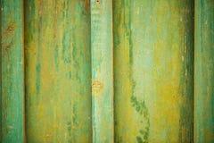 Recinto di legno verde, struttura immagini stock libere da diritti