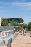 Recinto di Riverbank di Adelaide fotografia stock