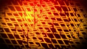 Recinto di vetro di lerciume video d archivio