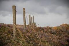 Recinto In The Storm, Norvegia fotografie stock libere da diritti