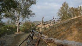 Recinzione rurale - 9 Fotografia Stock