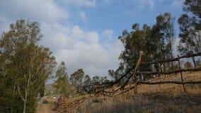 Recinzione rurale - 8 Fotografia Stock Libera da Diritti