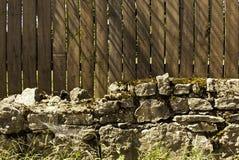 recinzioni immagine stock