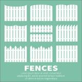recinzioni Fotografie Stock