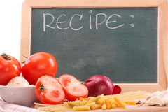 Recipe Stock Photos