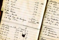 Recipe-book Stock Photos