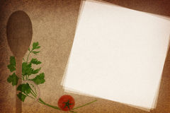 Recipe card Stock Images