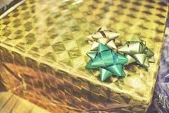Recipiente atual glittery embalado Imagem de Stock