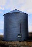 Recipiente enorme del grano Immagini Stock Libere da Diritti