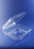 Recipiente plástico Imagens de Stock