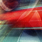 Reckless motion. Abstract texture colorful with red, blue, green and other colours Stock Photo