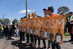 Reclaim Australia Rally - Melton Royalty Free Stock Photo