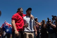 Reclaim Australia Rally - Melton Royalty Free Stock Photo