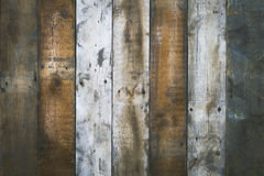Reclaimed wood background Stock Photography