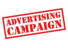 reclamecampagne Stock Afbeeldingen