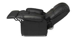 Reclined armchair Stock Photo