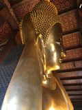 The reclining Big Buddha Royalty Free Stock Images