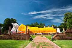 Free Reclining Buddha Stock Photo - 14999450