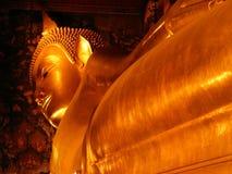 Reclining Buddha Stock Images