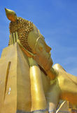 Reclining Buddha Royalty Free Stock Photography