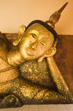 Reclining Buddha Stock Photo