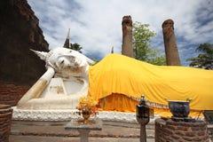 Reclining Buddha Fotografering för Bildbyråer