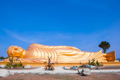 Free Reclining Buddha Royalty Free Stock Photos - 40036588