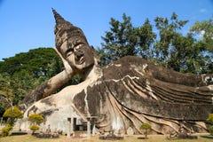 Reclining Buddha Royalty Free Stock Photography