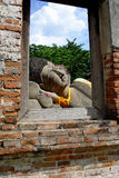 Reclining Buddha. 