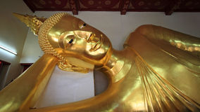 Reclining Buddha Royalty Free Stock Images
