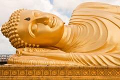Reclining Buddha Statue, Thailand Royalty Free Stock Image