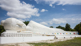 Reclining Buddha in Thailand Stock Photos