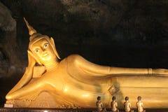 Reclining Buddha, Thailand Royalty Free Stock Photo