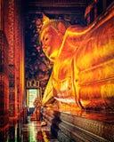 Reclining Buddha, Thailand Stock Image