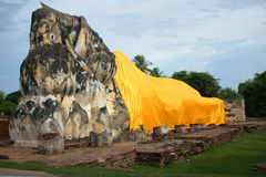 Reclining Buddha Wat Stock Photos