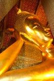 Reclining Buddha at Wat Pho. Stock Photography