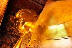 The Reclining Buddha of Wat Pho 3 Stock Image