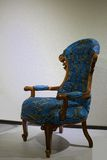 Reclining chair. Royalty Free Stock Photo