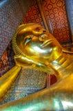 reclining för buddha bild Royaltyfria Bilder