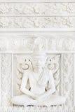 Recluse statue Stock Photos