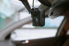 Recoder видео автомобиля стоковые изображения