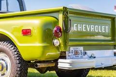 Recogida 1968 de Chevrolet Stepside imagen de archivo libre de regalías