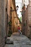 Recoin pittoresque de la Toscane photographie stock libre de droits