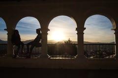 Recoleta Ла в Сукре, Боливии Стоковая Фотография