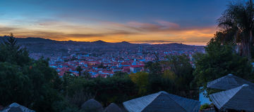 Recoleta Ла в Сукре, Боливии Стоковое Изображение
