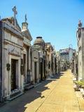 Recoleta Cementary Royalty Free Stock Image