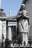 Recoleta Cemetery Buenos Aires Royalty Free Stock Photos